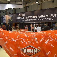 Kuhn apuesta por la agricultura profesional
