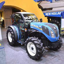 New Holland presentó en FIMA sus nuevos tractores T4FB