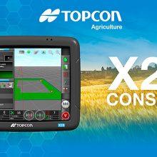 Topcon Agriculture presenta la nueva pantalla táctil X23