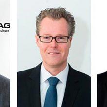 AGCO anuncia nuevos nombramientos para Europa y Oriente Medio