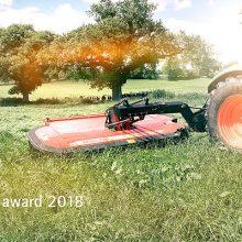 Las segadoras Vicon Extra galardonadas con el premio Red Dot Design