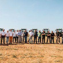 Gran acogida de ARAdemo'18, organizado por las aragonesas Lamusa y Servicios y AG-Group