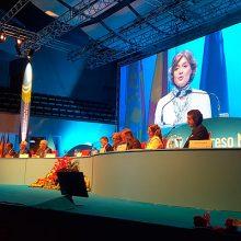 García Tejerina pide la unión de todos los partidos en torno al Pacto del Agua