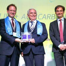 """LIFE+ Agricarbon, premio """"Mejor Proyecto LIFE"""" por su lucha contra el cambio climático"""