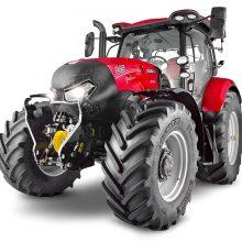 Case IH lanza una edición especial del tractor Maxxum