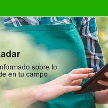 Nace Agro-Radar, el nuevo servicio digital y gratuito de BASF