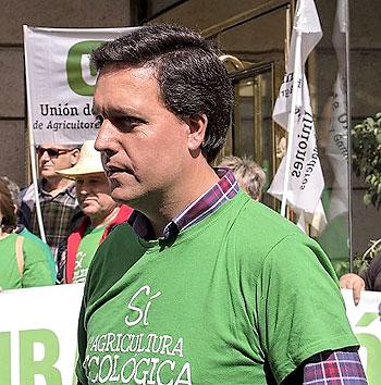 Andrés García Vaquero, presidente Unión de Uniones Castilla-La Mancha