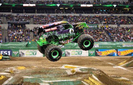 BKT, Monster Truck