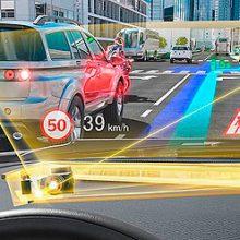 Continental desarrollará pantallas holográficas junto a DigiLens