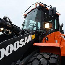 Nueva cargadora de ruedas Doosan DL280-5