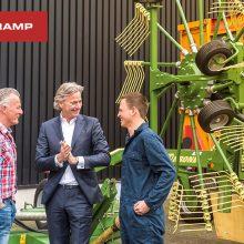 Otro año de éxito para Kramp Groep