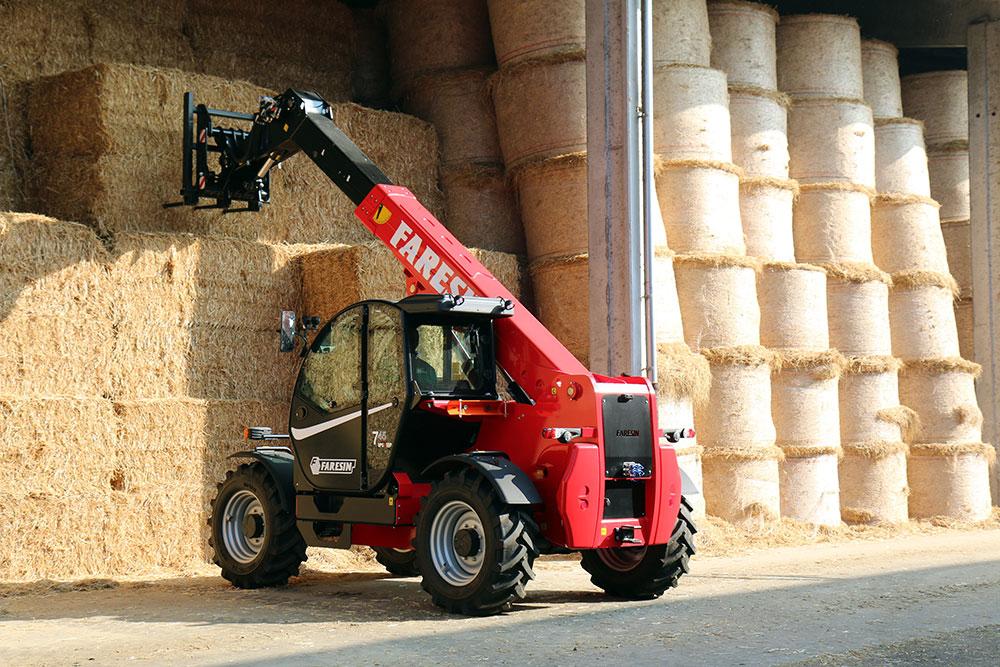 Faresin será distribuido por Farming Agrícola