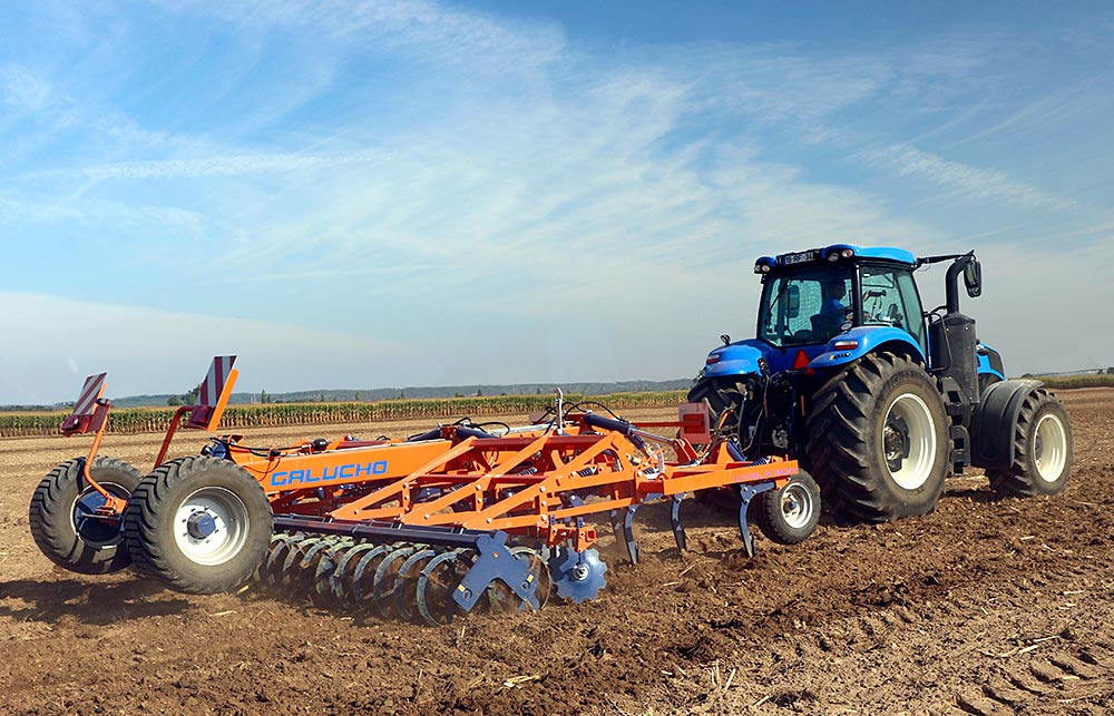 Farming Agrícola, nuevo distribuidor de la marca Galucho