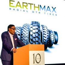 BKT celebra en Creta el 10º aniversario de su gama Earthmax