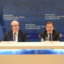 Luis Planas defiende el mantenimiento de los apoyos de la PAC