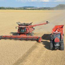 Case IH presenta sus nuevas cosechadoras Axial-Flow de la serie 250