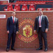 Kohler, nuevo patrocinador del Manchester United
