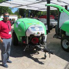 Atomizador Smartomizer H30 de Pulverizadores Fede, premio Novedad Tecnológica Fercam