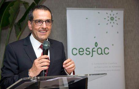 Fernando Antúnez, Cesfac