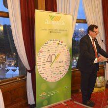 Agragex celebra su 40 aniversario