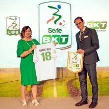 BKT, nuevo patrocinador de la Serie B del fútbol italiano