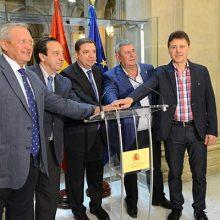 Luis Planas agradece a las organizaciones profesionales agrarias su posición común para la reforma de la PAC