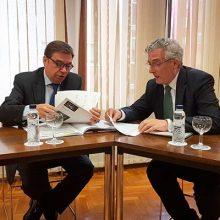 """Luis Planas: """"lograr un pacto de Estado sobre la PAC permitirá presentar en Bruselas fuerza y unión"""""""