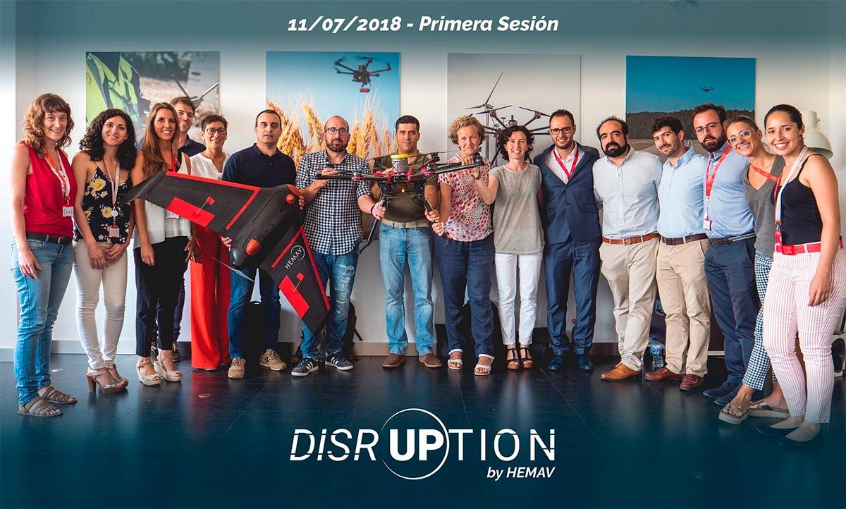 Wine Disruption Programme