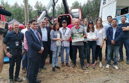 Hitraf, Primer Premio Concurso Innovación Galiforest Abanca 2018
