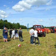 Zetor Tractor Show visitó Letonia y Estonia