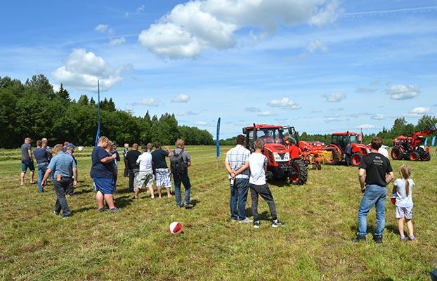 Zetor Tractor Show