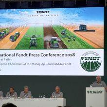 Fendt presenta sus nuevos equipos aprovechando su Fendt Field Day