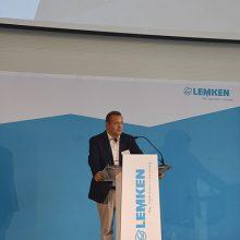 Lemken anuncia la compra de la empresa Steketee y presenta sus novedades