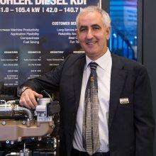 """Vincenzo Perrone: """"Un futuro brillante para los motores todoterreno diesel"""""""