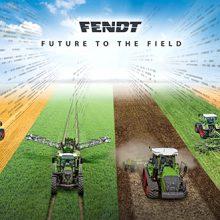 Fendt lleva el futuro al campo.
