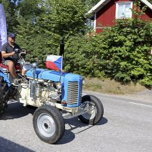 Un fan de Zetor recorre 3.000 kilómetros en un modelo clásico Z25