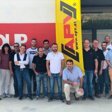 AG Group, en formación continua: jornada APV