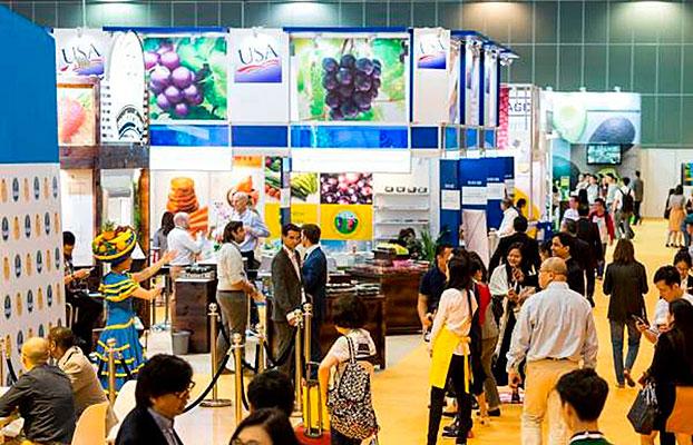 Feria Asia Fruit Logistica