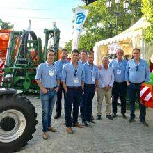 Farming Agrícola presente en Agroporc 2018, la feria de Carmona