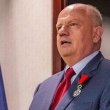 Martin Richenhagen, nombrado Caballero de la Legión de Honor en Francia