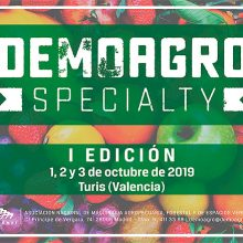 Llega Demoagro Specialty