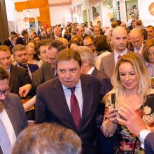 Luis Planas inaugura Fruit Attraction 2018