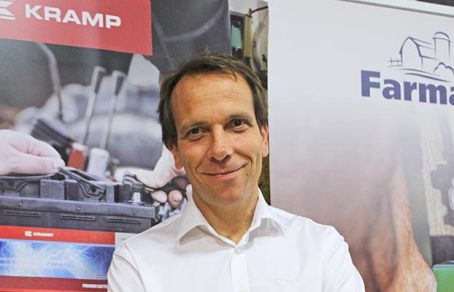 Matías Fernández, nuevo Area Sales Manager de Kramp