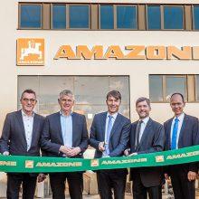 Amazone inaugura su nueva fábrica en Alemania