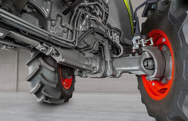 Tractor Claas Nexos Proactiv