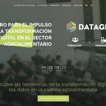 DatAgri 2018: transformación digital y big data para la agricultura
