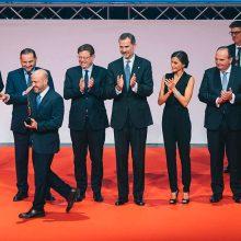 Pulverizadores Fede, galardonado en los premios de Cámara Valencia 2018