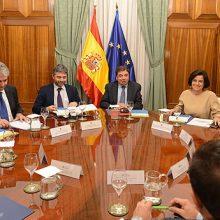 Luis Planas recibe al Consejo de Ingenieros Técnicos Agrícolas