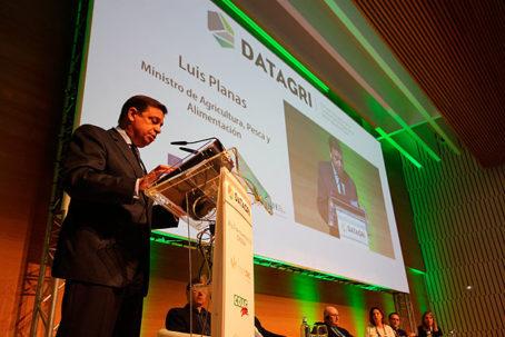 Luis Planas en Datagri