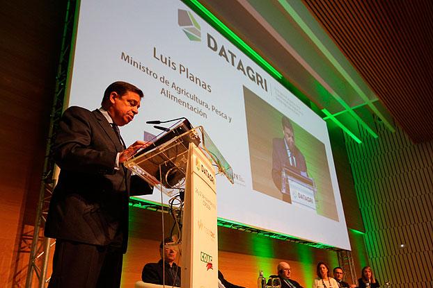 Luis Planas en Datagri 2018